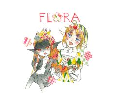 FLORA by Creseliia