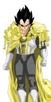 Vegeta New version by dicasty1