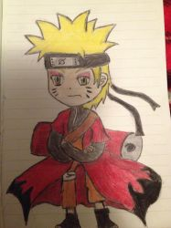 Naruto by Bloodonmyhands25