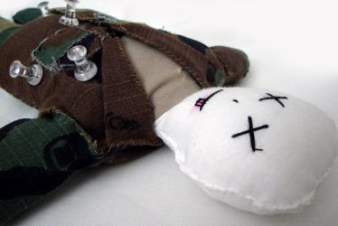 Sewing - Voodoo Doll by MauserGirl