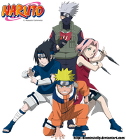 The Team 7 PTS - Lineart colored by DennisStelly