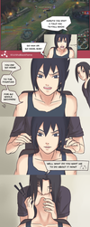 What if Sasuke.. by nymphvt