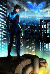 NIGHTWING by CIELO-PLUS