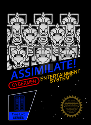 Nintendo:NES ASSIMILATE! by Silverhammer37