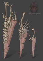 Brokenblood Relic Swords BG Adopts (closed) by Nano-Core