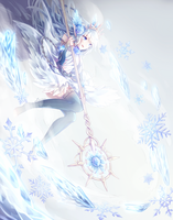 Ice Princess by lacieon