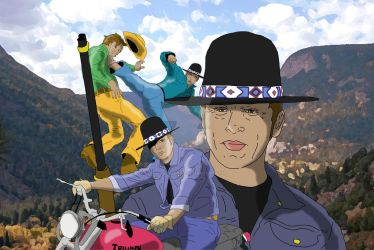 BillyJack tribute by GalaxyZento
