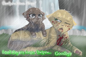 Can't Stay Any Longer by WarriorCat3042