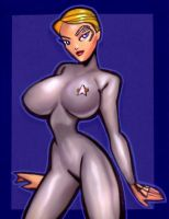 Seven of Nine by Mythical-Mommy