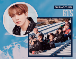 PHOTOPACK: BTS (YNWA Left Version) by Hallyumi