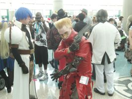 Anime Expo 2012 by ardreambystander