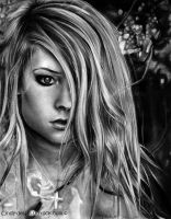 '' Goodbye Lullaby '' by cindy-drawings