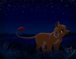 Cubby Mufasa at night remake by DJ88