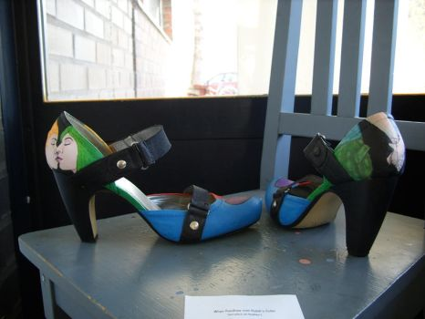 When Rainbow met Rubik's Cube by Ninthalande