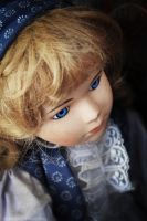 Doll.Azure by infiniteFinality