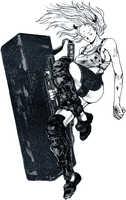 dorohedoro transparencies 2 by deviantboredms