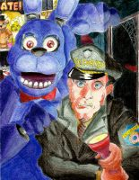 Five Nights at Freddy's by MugenPlanetX