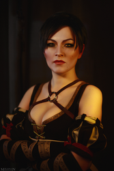 The Witcher - Fringilla by MilliganVick