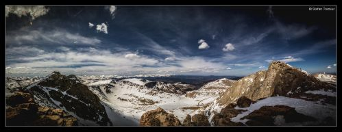 Looking around Mt Evans by stetre76
