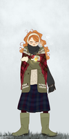 AP: COLD ENOUGH TO FREEZE THE YOU-KNOW-WHATS OFF- by kimitama
