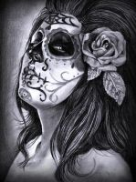 day of the dead girl by justinstorm