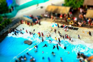 TILT SHIFT PHOTOGRAPHY by viswettan