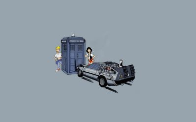 Bill and Ted by Jayro-Jones