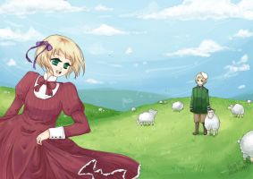 APH: Liech and Swiss by Pepperina