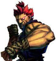 Street Fighter X Fatal Fury~Akuma bio and quotes by JohnnyOTGS
