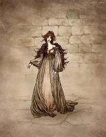 Mad Ophelia by AnnSofieVejs
