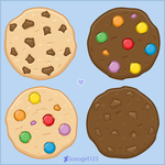 Cookies by sosogirl123