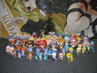 MORE EPIC NENDOROID CHRISTMAS by Zerogouki