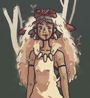 mononoke by thorxpoptarts