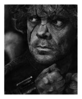 Tyrion Lannister by chucker19