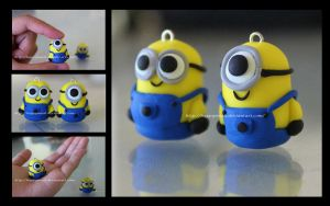 Despicable Me - Minions by HappyMach