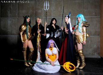 Saint Seiya - Sacred Angel by Sana-Kuja-cosplay
