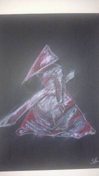 Pyramid Head by 2scoops