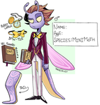 MiniMoth Adopt [OPEN] by TheBiSKvit