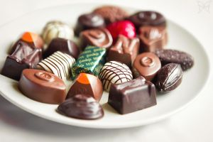 Belgian chocolate by saricia