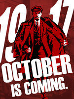 October Is Coming by Party9999999