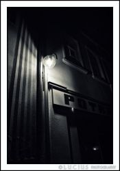 Lonely street light by LuciusThePope