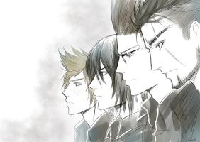 Team FFxv by raikov9