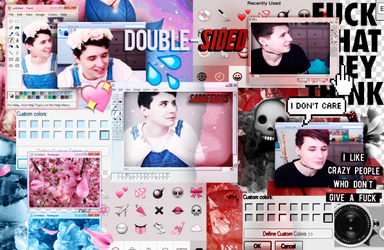+ID: Double-Sided by SabDesings