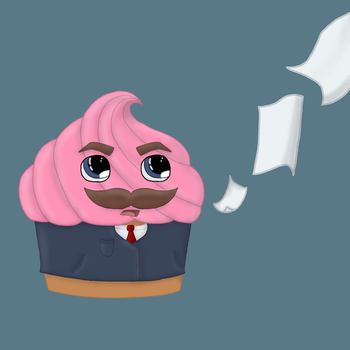 Cupcake by UnseriousTurtle
