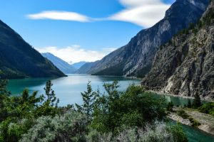 Seton Lake by dashakern