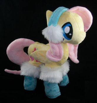 Fluttershy [FOR SALE!] by Sewpoke