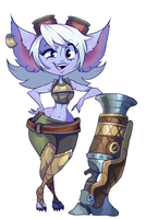 Tristana by rringabel