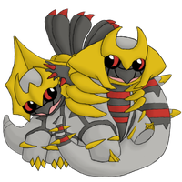 Pair of Giratina