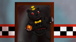 How I Draw FNAF: Nightmare (Halloween Special) by horse14t