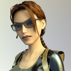 Classic Raider 61 by tombraider4ever